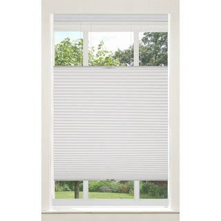 Arlo Blinds Honeycomb Cell Light Filtering Pure White