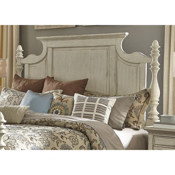 Shop High Country Pine White Washed Posterbed - On Sale ...