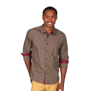 Something Strong Men's Printed Shirt