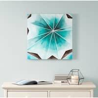 Intelligent Design Cool Gem Gel Coat Canvas - Blue