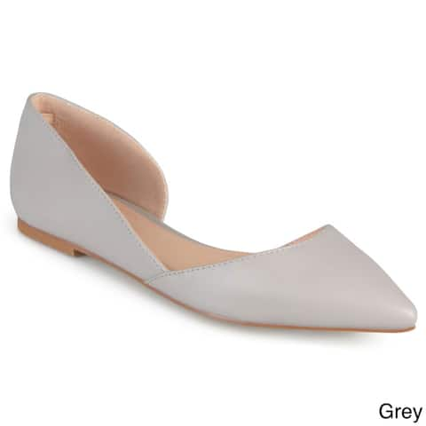 312f9e946 Buy Grey Women's Flats Online at Overstock | Our Best Women's Shoes ...
