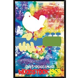Woodstock Wall Plaque (24 x 36)