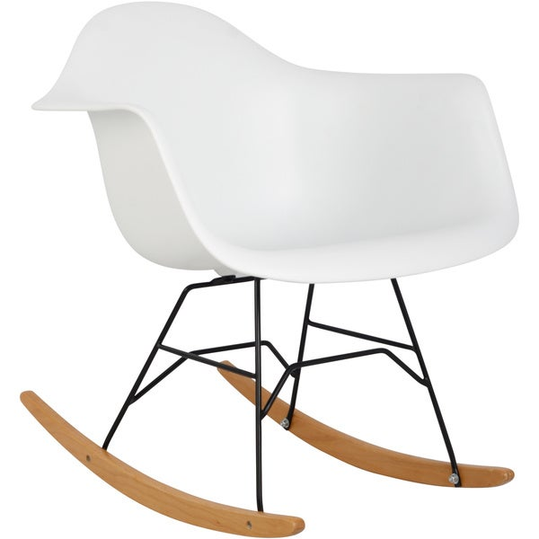 Hodedah Bucket Rocking Chair