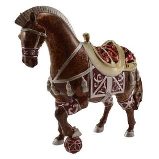 """11.8"""" H Arabian Horse Keepsake Box"""