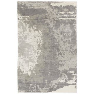 Pascal Abstract Gray/ White Area Rug (10' X 13')|https://ak1.ostkcdn.com/images/products/11110528/P18113825.jpg?impolicy=medium