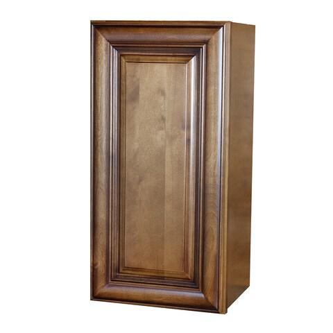 Sedona Wall Cabinets - sedona maple