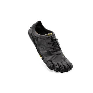 Vibram Men's KSO EVO Grey/ Black Fivefingers
