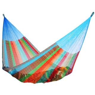 Twin Multicolored Hammock