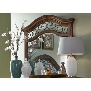 Laurelwood Chestnut Mirror