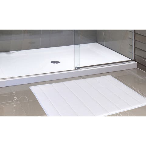 Memory Foam 17x24 Bath Mat - 17 x 24