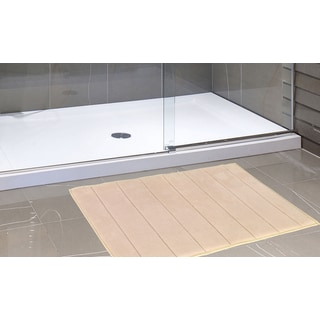 Ultra-Soft Memory Foam 21x34 Bath Mat