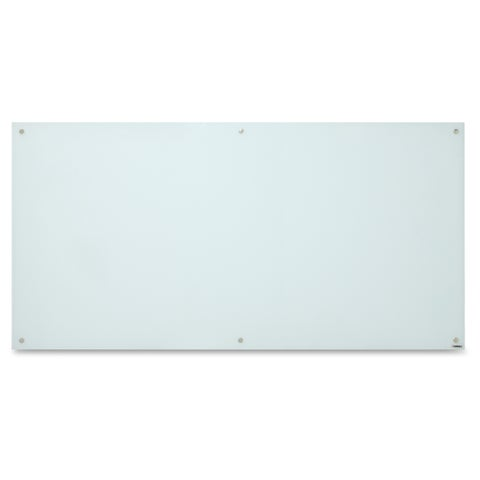 Lorell Magnetic Glass Board - (1/Each)