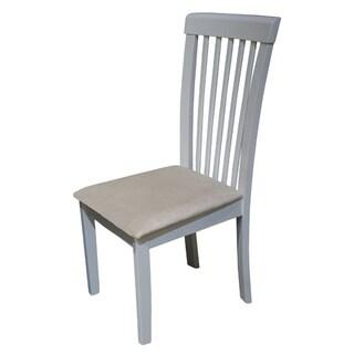 Warehouse of Tiffany Megan Cream Dining Chairs (Set of 8)