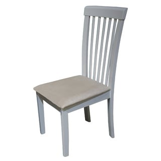 Warehouse of Tiffany Megan Cream Dining Chairs (Set of 4)