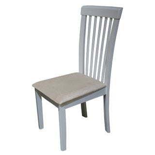 Warehouse of Tiffany Megan Cream Dining Chairs (Set of 2)