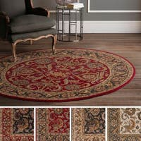 Hand-Tufted Alexa Wool Rug - 3'6
