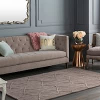 Hand-tufted Taunton Wool Rug