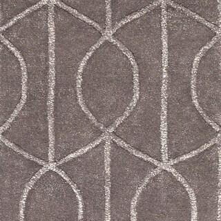 Hand-tufted Taunton Wool Rug (8' Round)