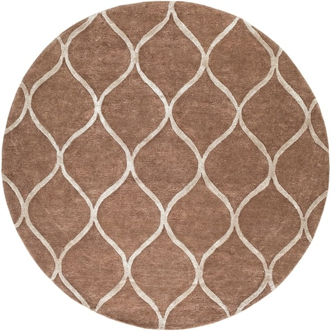 Hand-Tufted Lechlade Wool Rug