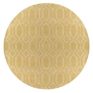 Hand-Loomed Hinckley Wool Rug (6' Round)