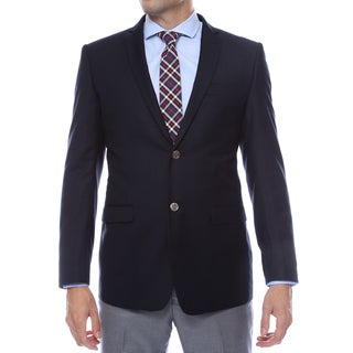 Ferrecci Men's Navy Finn Slim Fit Blazer Jacket (More options available)