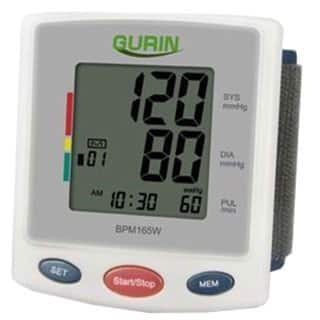 Gurin Pro Wrist Digital Blood Pressure Monitor|https://ak1.ostkcdn.com/images/products/11112319/P18115227.jpg?impolicy=medium