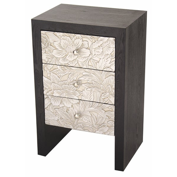 Heather Ann 3 Drawer Cabinet Free Shipping Today 18115237