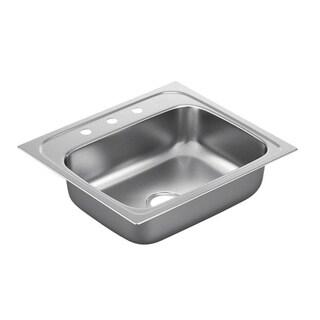 Moen Drop-in Steel Kitchen Sink G221963