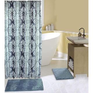 Blue Cosmo 16-piece Bath Set
