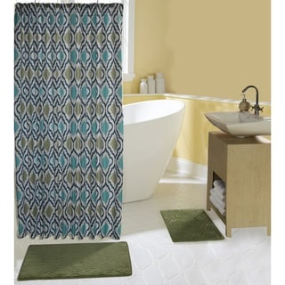 Sage Falcon 16-piece Bath Set