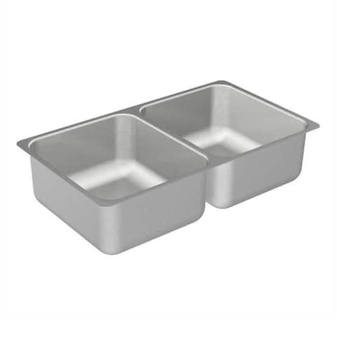 Moen Undermount Steel Kitchen Sink G20210