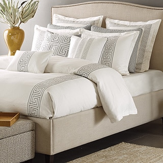 Hampton Hill Corfu Luxury Cotton 9-piece Comforter Set