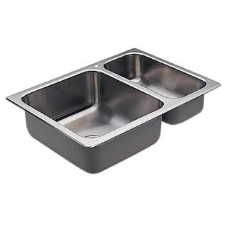 Moen Drop-in Stainless Steel Kitchen Sink G202721