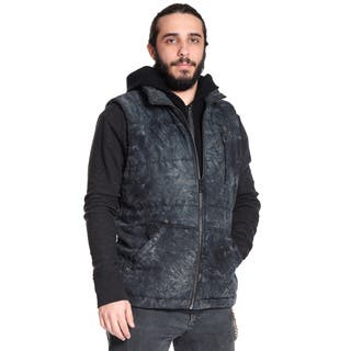 Excelled Men's Stylish Knit All Over Camo Print Hooded Vest https://ak1.ostkcdn.com/images/products/11112380/P18115296.jpg?impolicy=medium