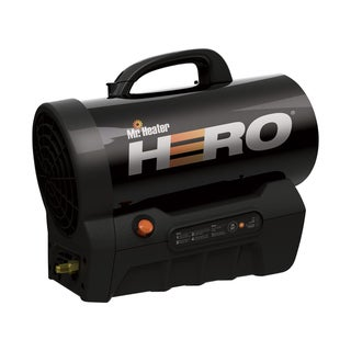 Mr. Heater Hero 35000 BTU Cordless Propane Heater (Black)