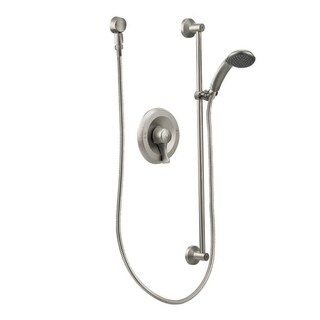 Moen Commercial Shower Faucet T8346EP15CBN Classic Brushed Nickel Finish