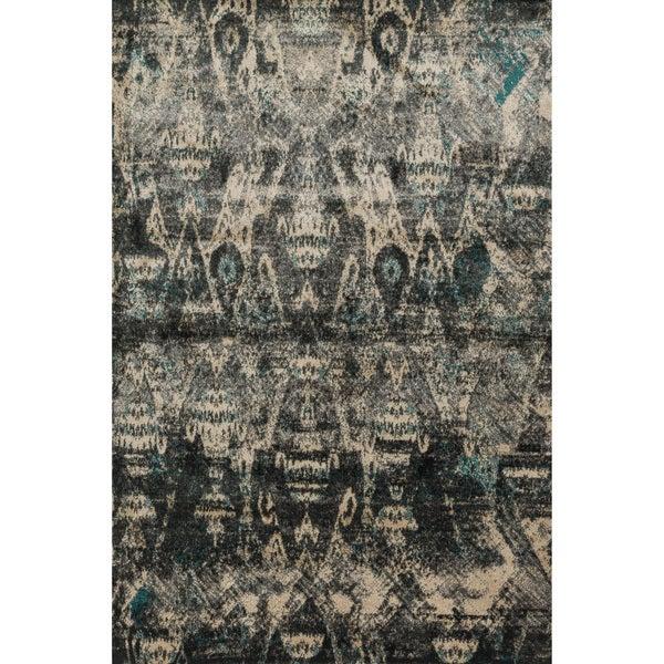 Kingsley Ikat Ivory/ Multi Rug (2'3 x 3'9)