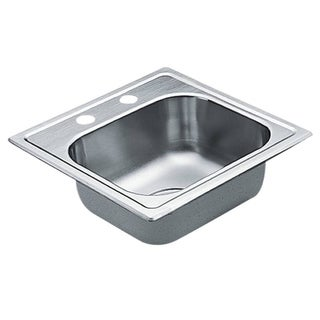 Moen Drop-in Steel Kitchen Sink G2245622