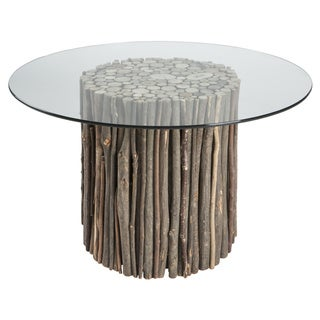 Ink and Ivy Topi End Table