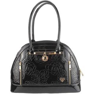 Lany 'LA Vie En Rose' Bowler Handbag