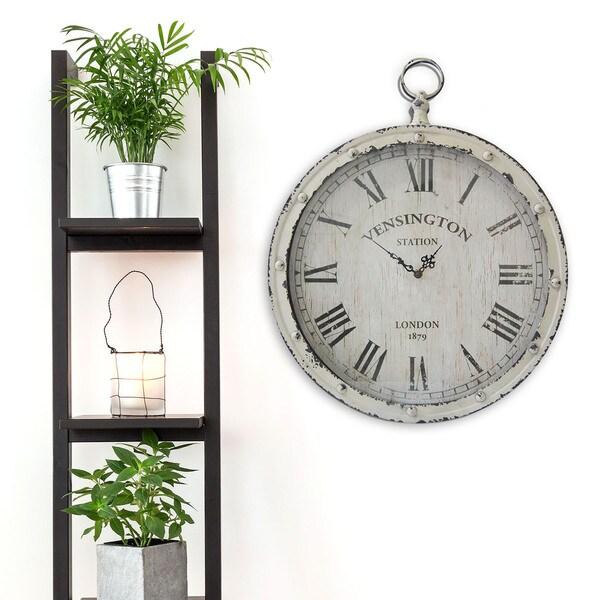 Home Goods Clocks: Shop Stratton Home Decor Pocket Watch Wall Clock