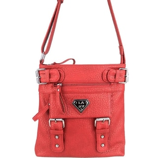 Lany 'Buckle Up' Messenger Handbag