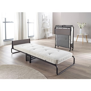 Jay-Be Inspire Folding Bed with Pocket Spring Mattress and Headboard