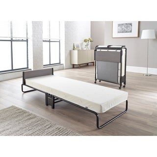 Jay-Be Inspire Folding Bed with Memory Foam Mattress and Headboard
