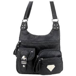 Lany 'Pockets' Messenger Handbag