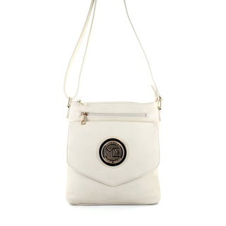 Moda Milan Flap Messenger Handbag (2 options available)