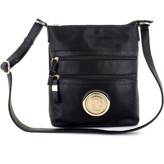 Moda Milan Messenger Handbag (3 options available)