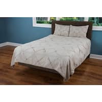 Rizzy Home Carrington Stone Quilt
