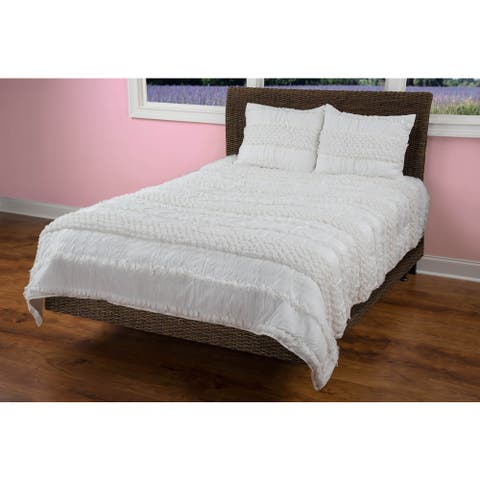 Rizzy Home Georgette 3-piece Quilt Set