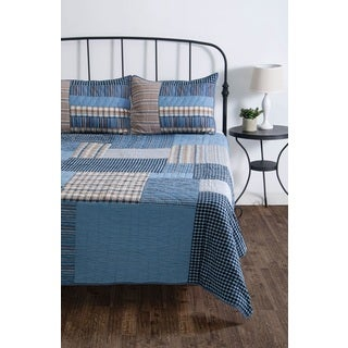 Rizzy Home Gracen 3-piece Quilt Set